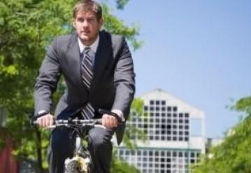 Статусных велосипедистов порадовали эксклюзивом