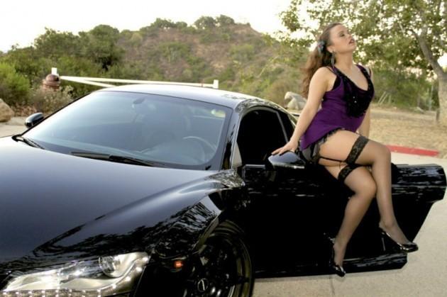 Автомобиль секс
