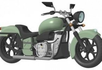 Российские байкеры придумали аналог Harley Davidson