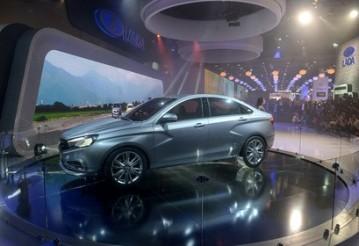 «АвтоВАЗ» назвал сроки выпуска LADA Vesta