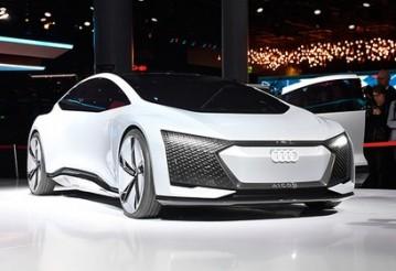 Audi показал автомобиль без руля и педалей. Фото с сайта Lenta.ru