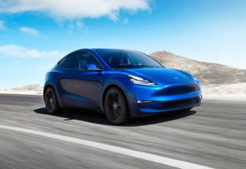 Model Y. Фото: Tesla