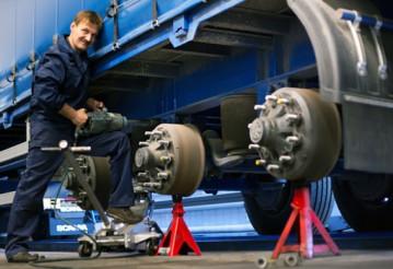 Ремонт грузовых автомобилей - грузовой автосервис в Минске