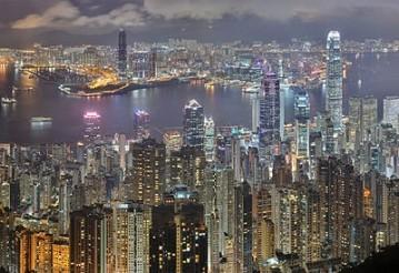 Гонконг. Фото Wikipedia