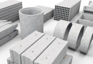 Производство и продажа железобетонных изделий в Минске