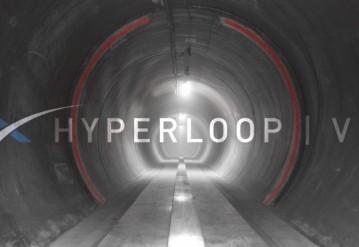 Илон Маск показал «головокружительное» видео с испытания скоростного тоннеля