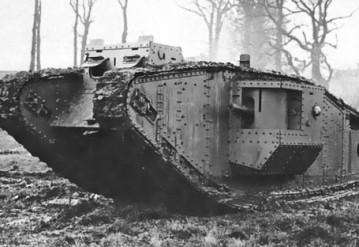 Крупнейшие танки в истории показали на видео