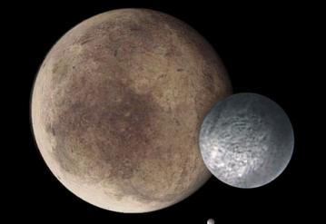 Представлены новые видео пролета над Плутоном и Хароном
