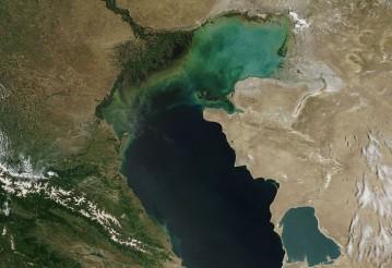 Названы сроки исчезновения российской части Каспийского моря