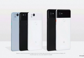 Google представила «убийцу» iPhone. Pixel 2 и Pixel 2 XL