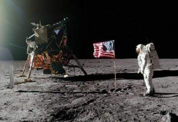 Трамп распорядился полететь на Луну