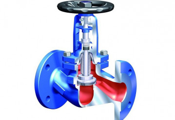 Основные типы устройств трубопроводной арматуры