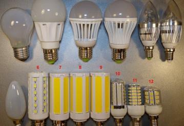 10 причин почему стоит приобрести LED лампу