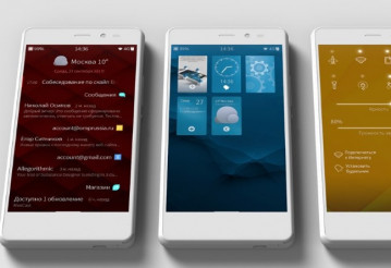 Huawei получит «Аврору» вместо Android