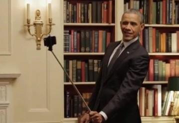 Барак Обама. Кадр: BuzzFeed
