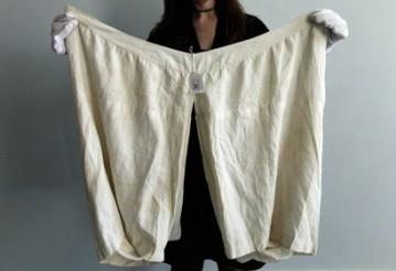 Панталоны королевы Виктории продадут с аукциона
