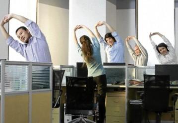 Как быть здоровым при сидячей работе в офисе
