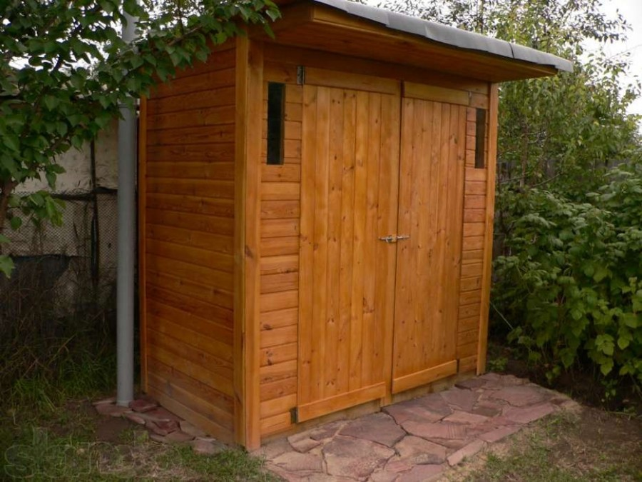 Купить готовые уличные туалеты в иркутске