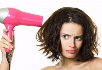 ТОП-5 ошибок в использовании средств по уходу за волосами