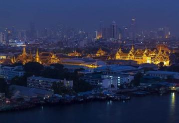 Бангкок признан самым популярным городом среди туристов