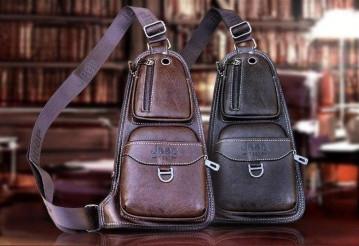 Альтернатива рюкзаку: обзор мужских сумок