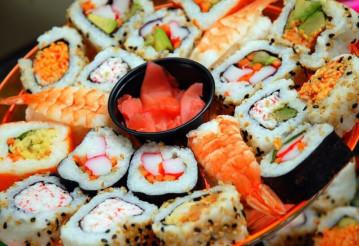 Доставка японской кухни