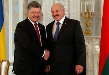 Порошенко подтвердил визит Лукашенко в Киев