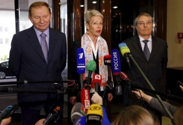 В Минске завершилась встреча контактной группы: прорыва не произошло