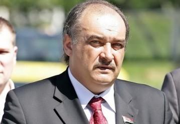 Гайдукевич обратился к избирателям по ТВ. Фото с сайта UDF.BY