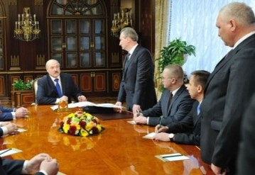 Лукашенко назвал важнейшую задачу Нацбанка. Фото: president.gov.by