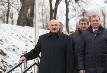 Александр Лукашенко в Могилеве. 14 ноября 2016 года. Фото: пресс-служба президента Беларуси