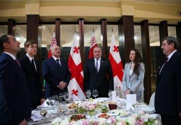 Фото: facebook.com/PresidentMargvelashvili