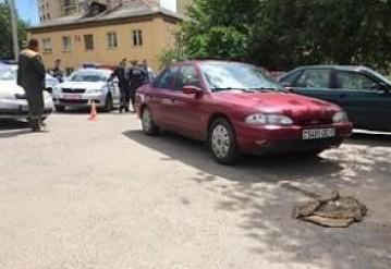 3-летний ребенок стал жертвой наезда автомобиля в Минске