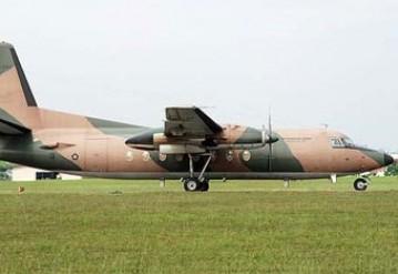 Fokker ВВС Индонезии. Фото с сайта 1001crash.com