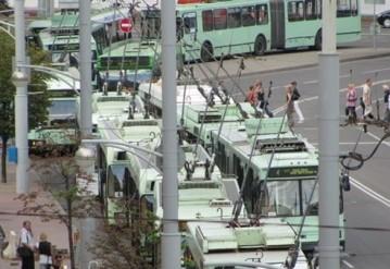 23 февраля: в Минске задержали пьяного водителя троллейбуса