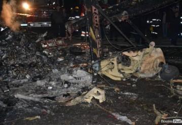 В Украине разбился самолет с белорусскими контрабандными сигаретами. Фото: volynpost.com