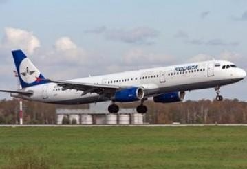 "Airbus A321 авиакомпании ""Колавиа"". Фото: planespotters.net"