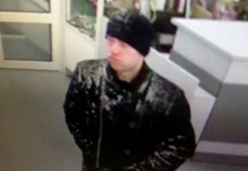 В Минске разыскивают ночного разбойника с муляжом пистолета