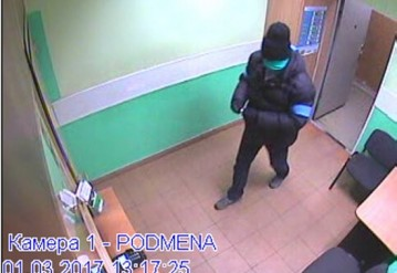 Скриншот с камеры наблюдения. Фото: uvd.vitebsk.gov.by