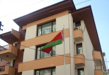 Посольство Беларуси в Турции. Фото: turkey.mfa.gov.by