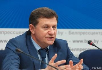 Министр образования Михаил Журавков. Фото: Дмитрий Брушко, TUT.BY
