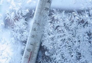 В Беларусь идут морозы: на неделе до -27°С