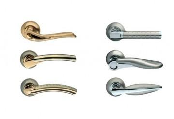 Ручки для межкомнатных дверей - дверные ручки