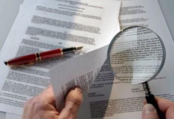 Перевод правовых и законодательных документов