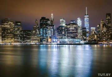 Нью-Йорк. Фото: Дмитрий Брушко, TUT.BY