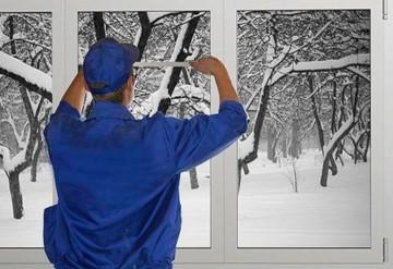 Стоит ли устанавливать окна ПВХ зимой?