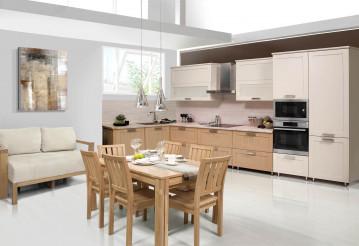 Преимущества и особенности кухонной модульной мебели