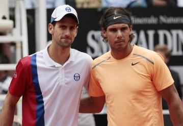 Новак Джокович сыграет с Рафаэлем Надалем в полуфинале «Ролан Гаррос»