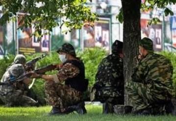 Украинская армия готовит генеральное наступление на Донецк и Луганск