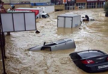 Наводнение в сочи идет эвакуация